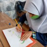 شرکت دانش آموزان اهل تسنن در پانزدهمین یادواره کودک ومحرم